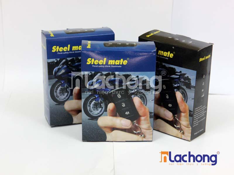 Sản xuất hộp đựng thiết bị Steel Mate