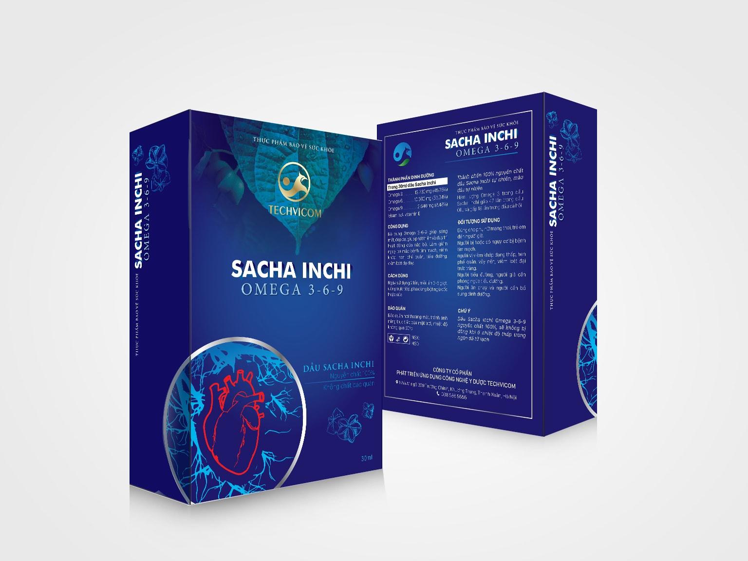 Thiết kế hộp giấy Techvicom