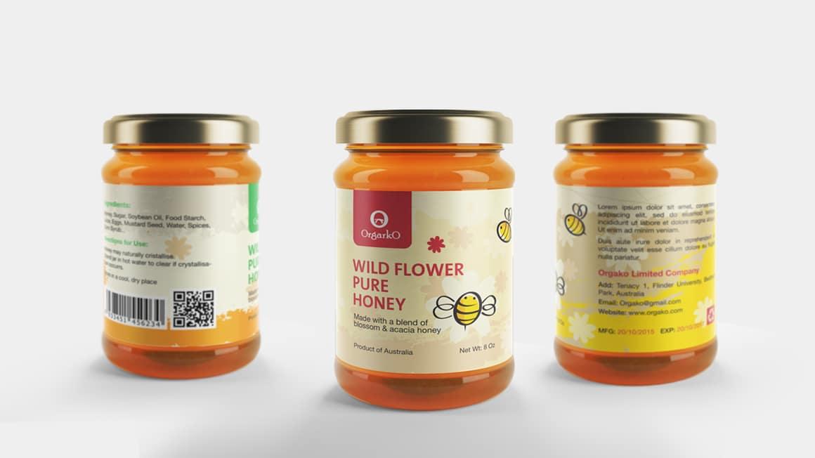 Tem nhãn vừa tăng độ nhận diện thương hiệu, vừa tạo nét thẩm mỹ cho sản phẩm.