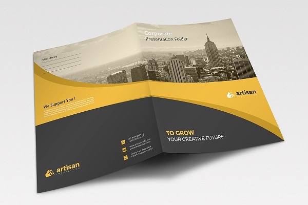 Mọi thông tin của doanh nghiệp đều được thể hiện rõ trên bề mặt của kẹp file giấy.