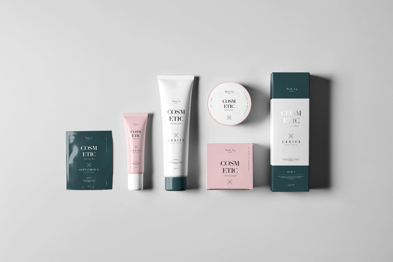 In hộp đựng mỹ phẩm đẹp giúp gia tăng chất lượng và giá trị thẩm mỹ của sản phẩm
