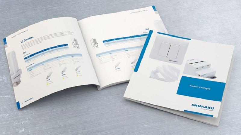 Catalogue là ấn phẩm quảng cáo có chi phí tiết kiệm nhất hiện nay