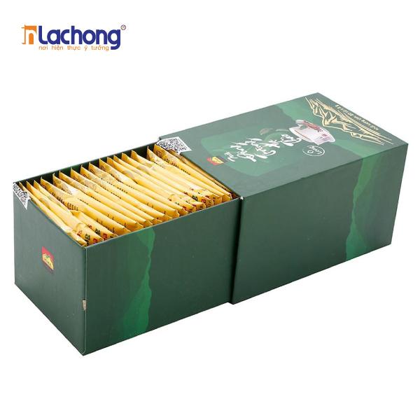 Lạc Hồng đã thiết kế rất nhiều các hộp giấy đựng trà cho khách hàng kinh doanh tại quận Đống Đa.
