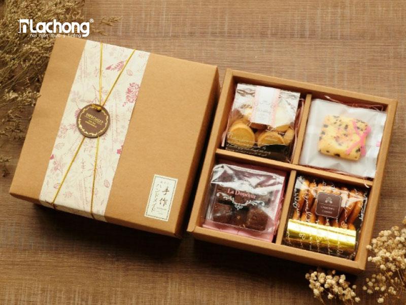 Các thiết kế hộp giấy sẽ giúp hoàn thiện sản phẩm trước khi đem ra thị trường.