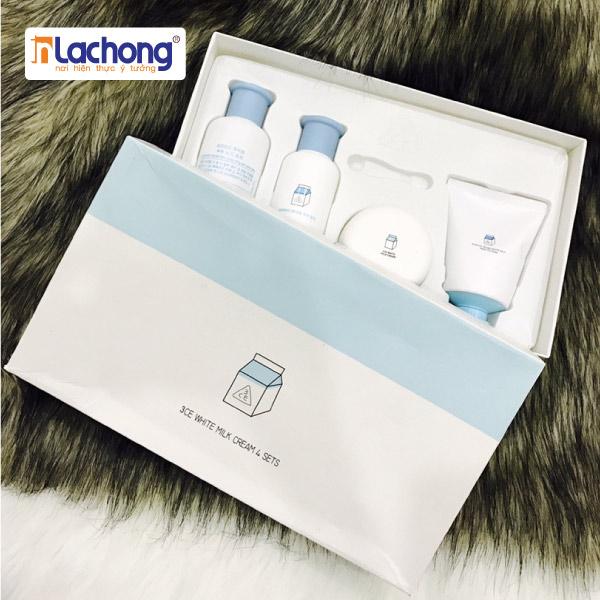 In hộp giấy đựng mỹ phẩm chuyên nghiệp chỉ có tại Lạc Hồng.