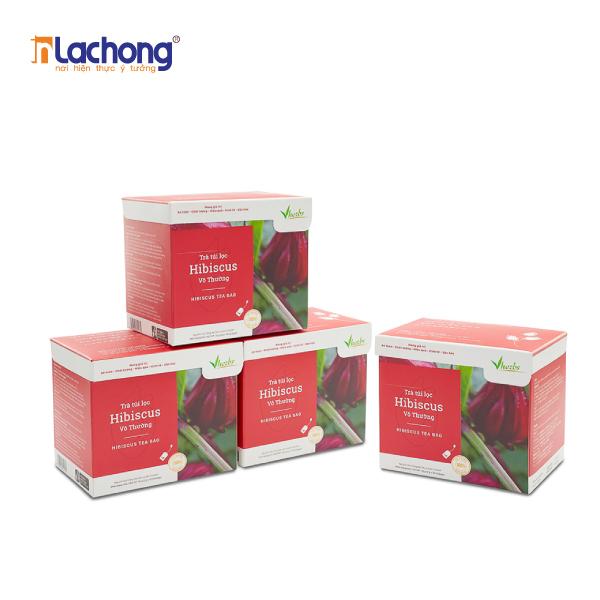 Thiết kế hộp đựng trà có tại Lạc Hồng