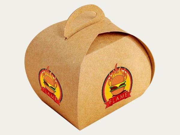 Nhiều sự lựa chọn với kiểu dáng đa dạng của hộp giấy đựng Hamburger.