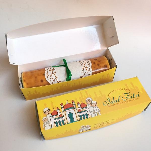 Mẫu in hộp giấy đựng bánh tiện lợi, tăng tính thẩm mỹ cho sản phẩm tốt hơn.