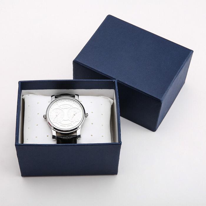 Mẫu thiết kế hộp giấy đựng đồng hồ cực sang trọng tại Lạc hồng.