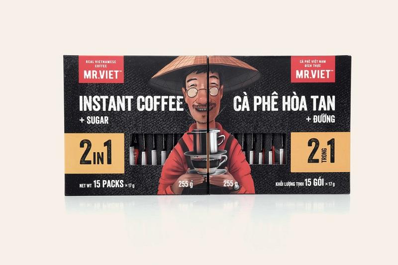 Mang những nét đặc trưng của cà phê Việt lên trên các mẫu thiết kế hộp giấy