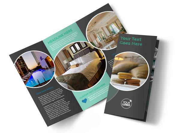 In brochure cho khách sạn giúp bạn cạnh tranh tốt hơn với các đối thủ khác