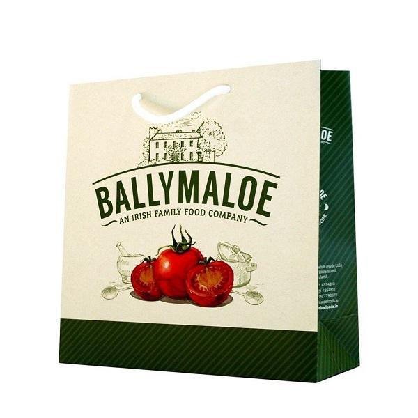 Túi giấy đựng trái cây đẹp là một lợi thế lớn, giúp doanh nghiệp tạo được ấn tượng tốt với khách hàng