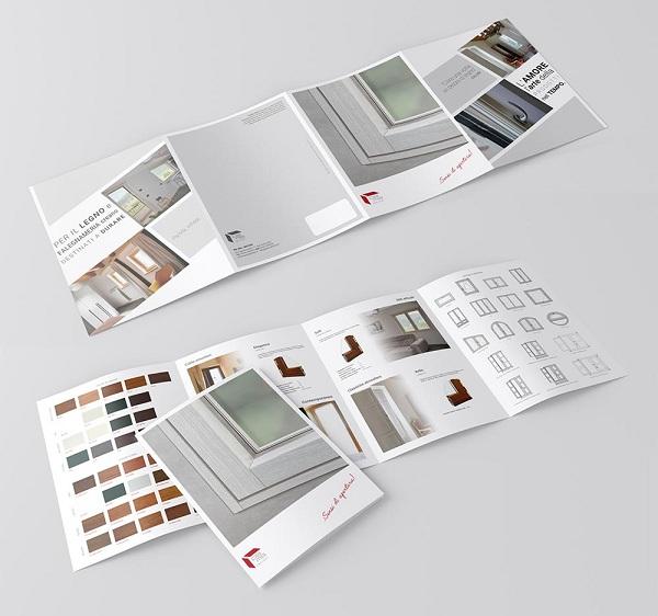 Brochure, tờ gấp nội thất đẹp giúp doanh nghiệp kích thích nhu cầu mua sắm của khách hàng