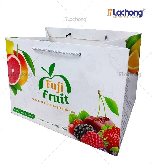 Túi đựng trái cây tươi Fuji Fruit