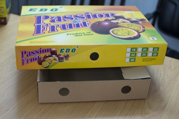 Sản xuất hộp giấy đựng hoa quả chất lượng thì sản phẩm sẽ được di chuyển và bảo quản tốt hơn