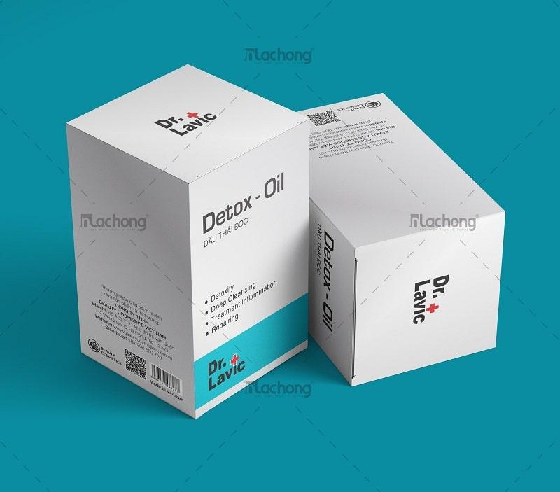 Mỹ phẩm Detox - Oil