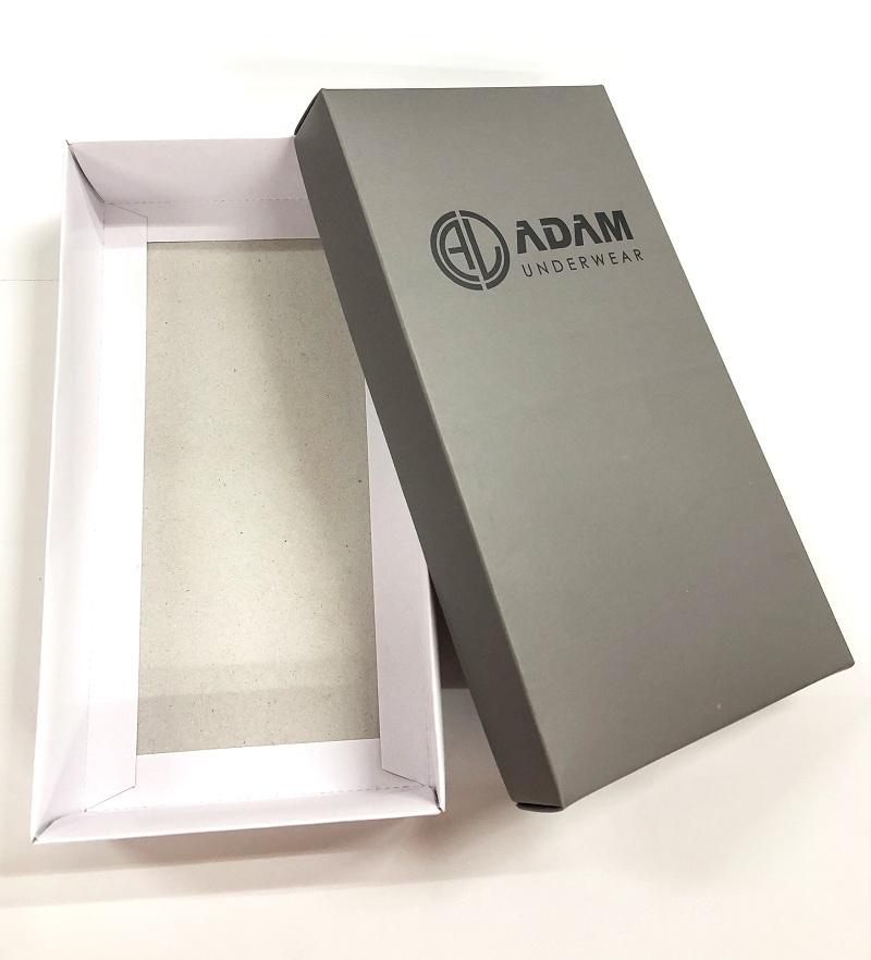Thiết kế vỏ hộp giấy đựng đồ lót chất lượng sẽ đựng được nhiều hơn 1 sản phẩm, gia tăng doanh số cho doanh nghiệp