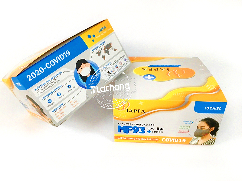 Thiết kế vỏ hộp chú trọng cung cấp thông tin hữu ích đến khách hàng