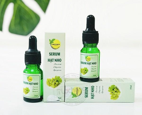 Thiết kế vỏ hộp serum nên đưa thêm hình ảnh liên quan đến sản phẩm lên bề mặt bao bì để nhận diện tốt hơn