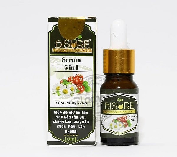 Ngoài gia công vỏ hộp, nên in tem nhãn serum để bảo vệ sản phẩm tốt hơn