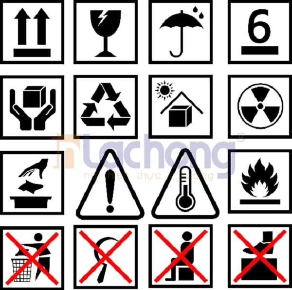 Hiểu được ý nghĩa của các biểu tượng trên bao bì giúp bạn sử dụng và bảo quản sản phẩm tốt hơn