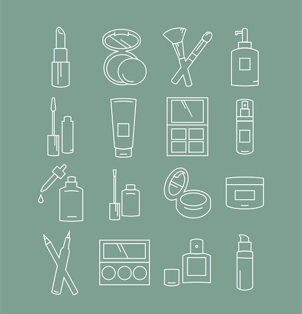 Icon khi thiết kế phải phù hợp với từng loại sản phẩm