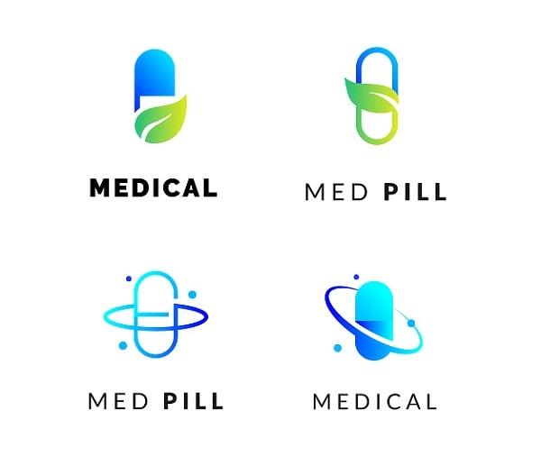 Thay đổi một chi tiết và màu sắc có thể làm cho logo thay đổi hoàn toàn