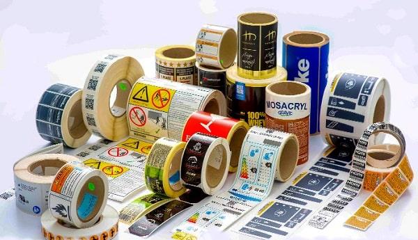 Công nghệ in tem nhãn decal cuộn hiện đại sẽ tạo ra những sản phẩm chất lượng nhất