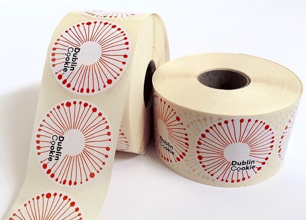 Sản xuất tem cuộn sản phẩm đồ gia dụng