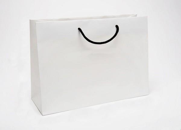 Mẫu thiết kế túi giấy Ivory lựa chọn cho sự sang trọng