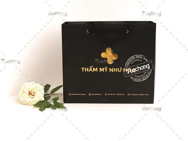 In túi giấy theo yêu cầu tại Hà Nội