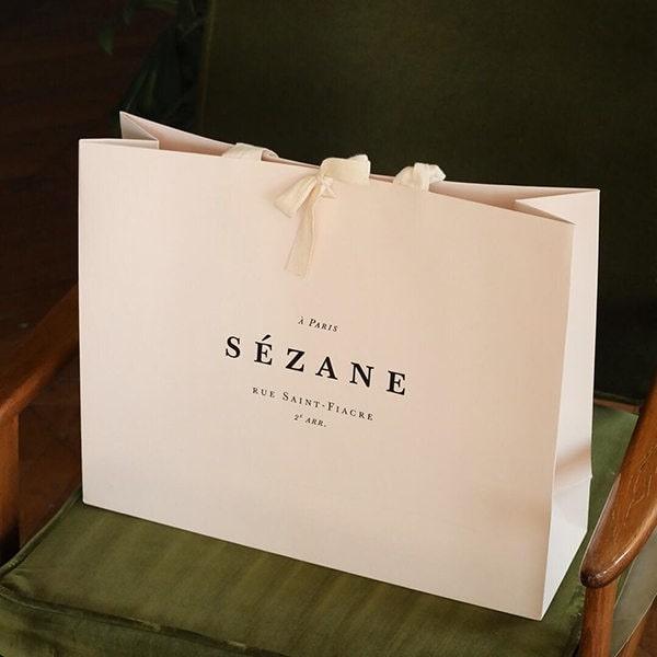Mẫu túi giấy đựng quà lớn cho shop thời trang