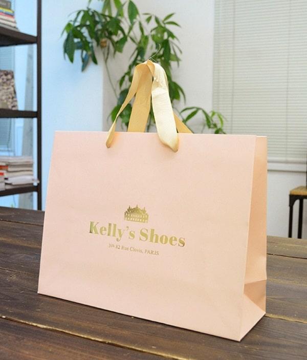 Túi giấy đựng quà lớn cho shop giày