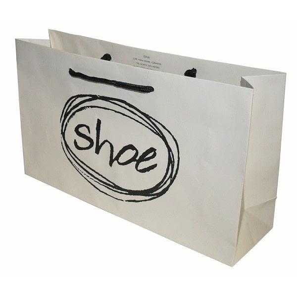 Mẫu túi giấy đựng giày size lớn