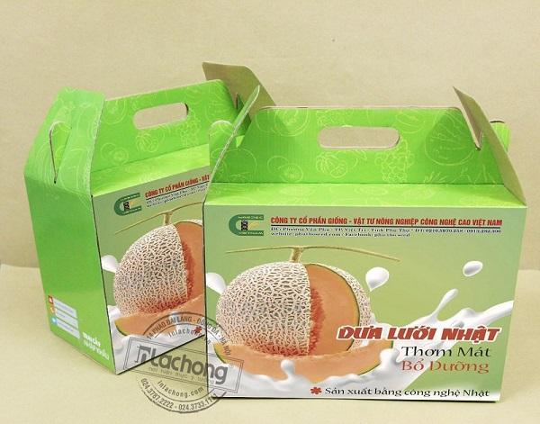 Làm hộp carton sóng giúp sản phẩm được bảo quản tốt nhất