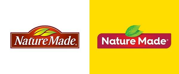 Sự đơn giản tạo nên sự thành công cho mẫu logo Nature Made