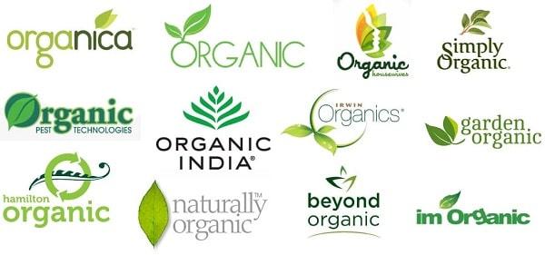 Tổng hợp một số mẫu logo Organic thiết kế bắt mắt