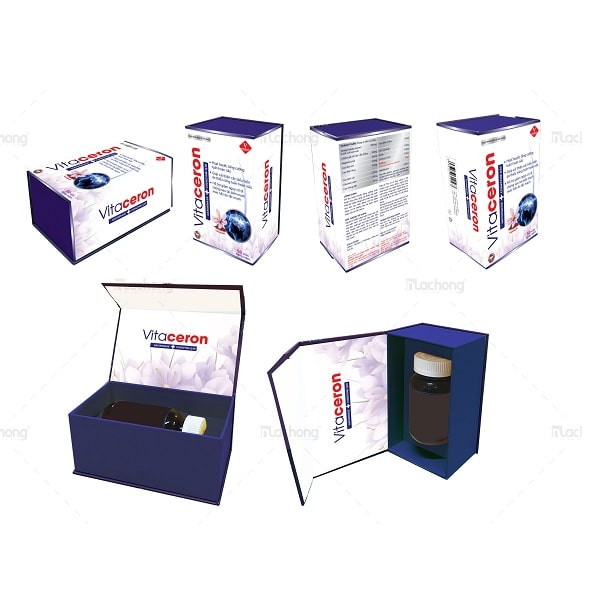 Miễn phí thiết kế logo và làm mẫu khi in hộp giấy tại Lạc Hồng
