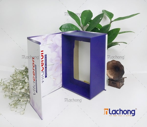 in hộp carton lạnh