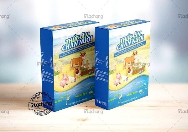Thiết kế hộp giấy góp phần tạo dựng thương hiệu của các doanh nghiệp