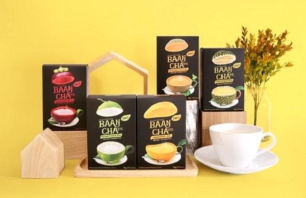 Hộp giấy đựng trà chất lượng cao thu hút khách hàng