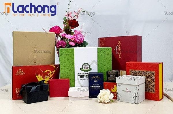 Mẫu thiết kế hộp giấy chuyên nghiệp tạo dụng thương hiệu của doanh nghiệp