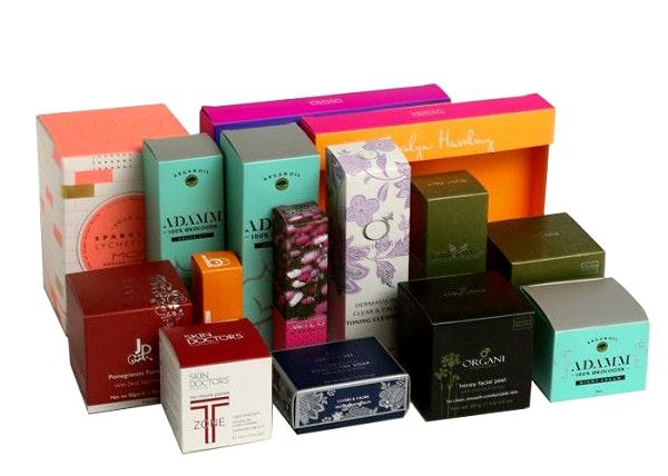 Mẫu hộp giấy mỹ phẩm bắt mắt,thu hút khách hàng