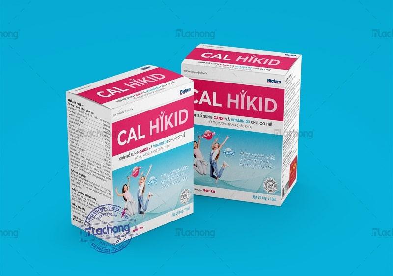 Thiết kế vỏ hộp thuốc tại Lạc Hồng có tính thẩm mỹ và sáng tạo cao
