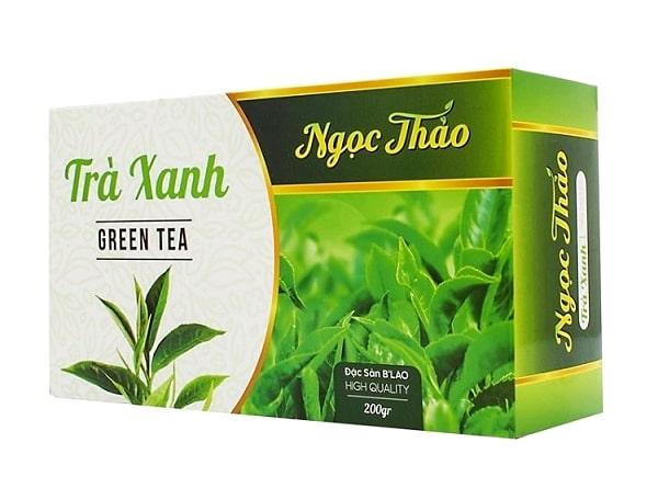 Vỏ hộp giấy đựng trà tại Lai Châu