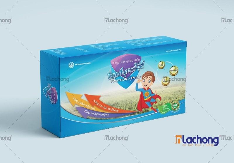 Thiết kế vỏ hộp của Lạc Hồng luôn hướng đến đối tượng sử dụng chính