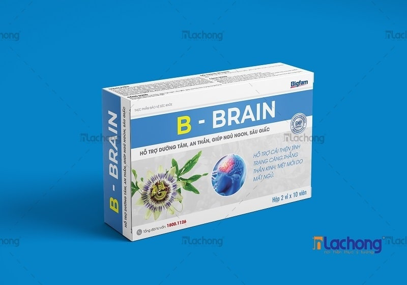Vỏ hộp B - BRAIN