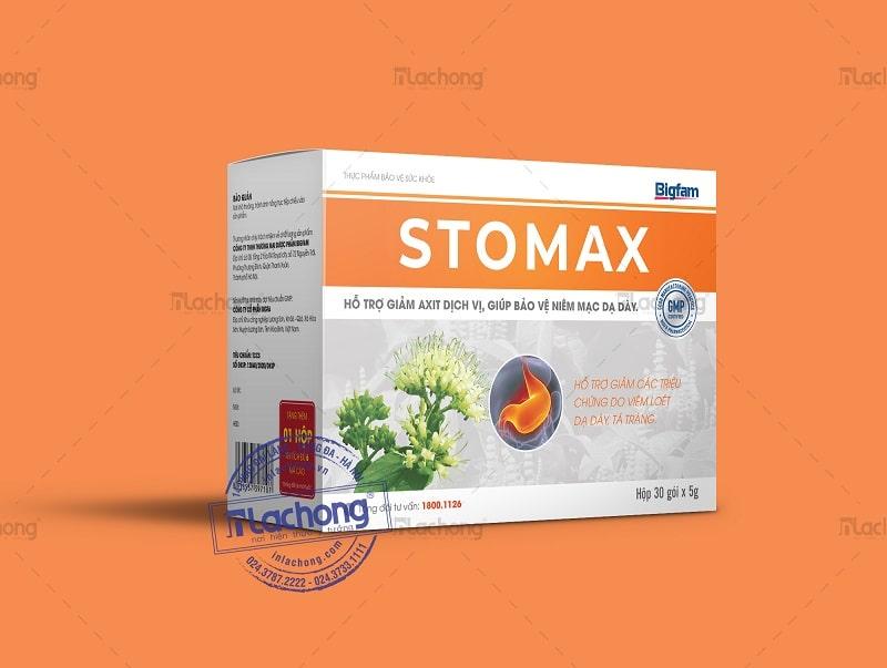 Hộp thuốc dạ dày STOMAX
