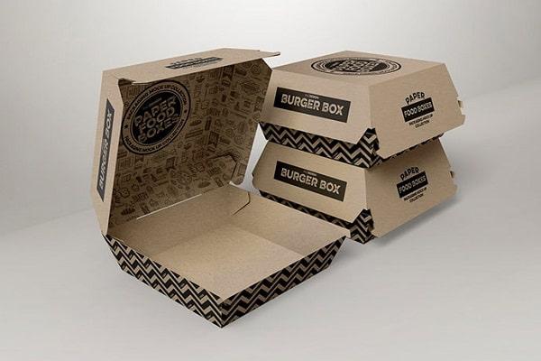 Hộp giấy Kraft đựng đồ ăn luôn là sự lựa chọn hàng đầu của các thương hiệu